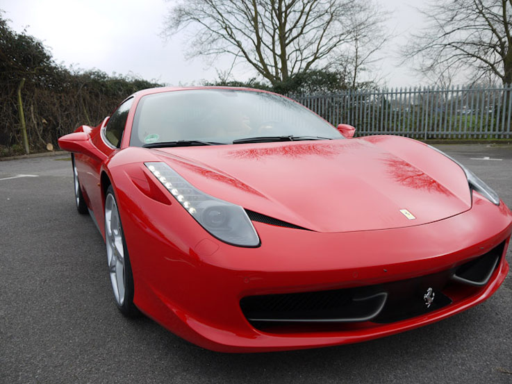 ferrari 458 italia import export vehicle 3