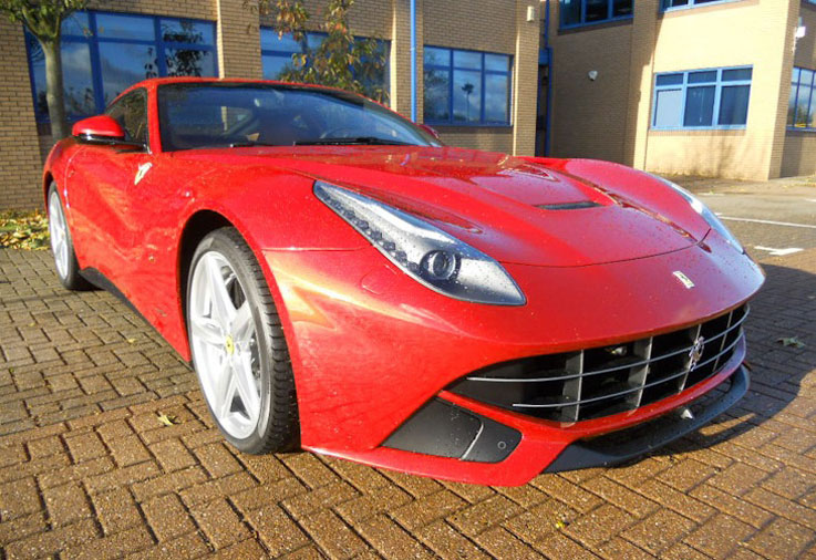 ferrari f12 berlinetta import vehicle export 1