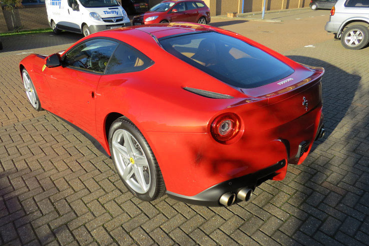 ferrari f12 berlinetta import vehicle export 2