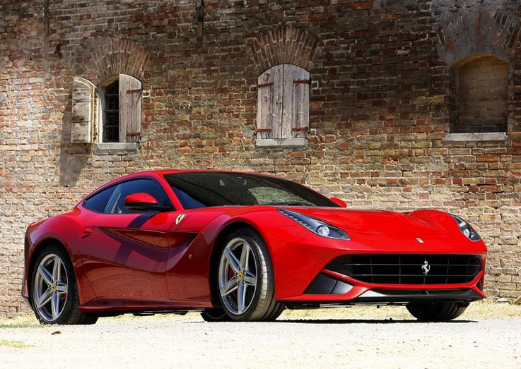 ferrari f12 berlinetta import vehicle export 6