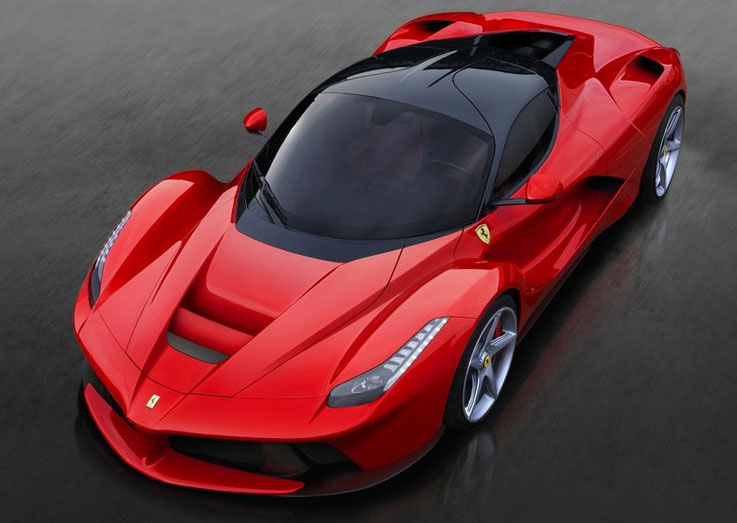 ferrari la ferrari hybrid import export vehicle