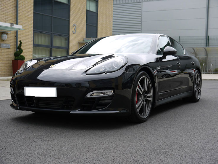Porsche Panamera gts import export vehicle
