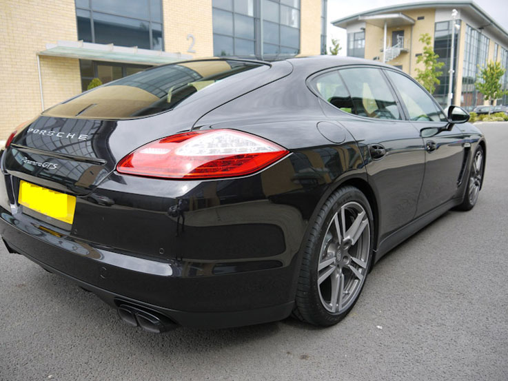 Porsche Panamera gts import export vehicle 2