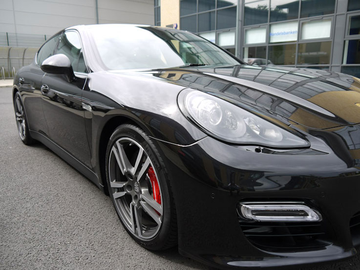 Porsche Panamera gts import export vehicle 3