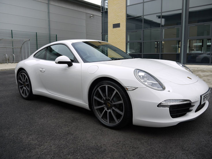Porsche 911 c2s import export vehicle