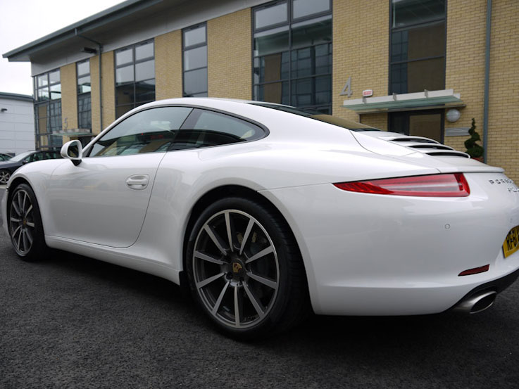 Porsche 911 c2s import export vehicle 3