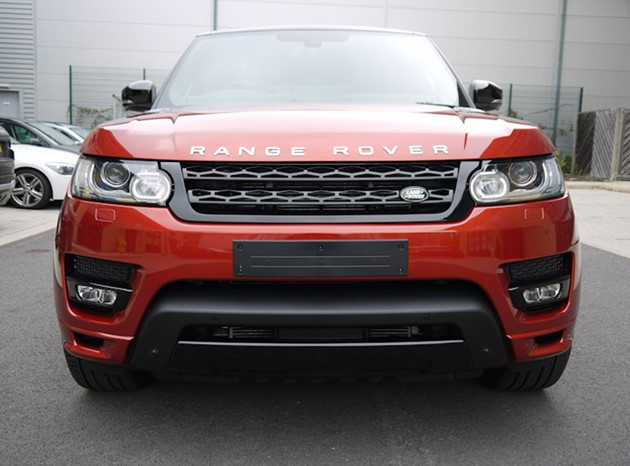 Range Rover Sport 5.0 V8 Supercharged Autobiography