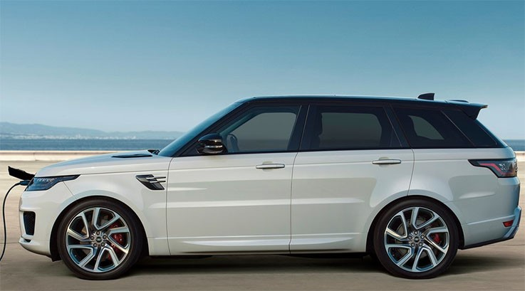 Range Rover Sport P400e Plug-in Hybrid Electric Vehicle
