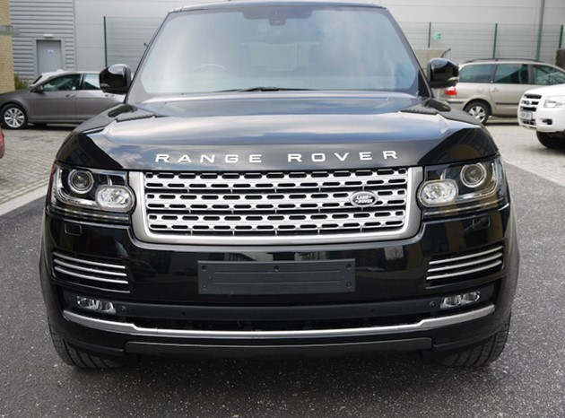 Range Rover Autobiography 5.0 V8 Supercharged