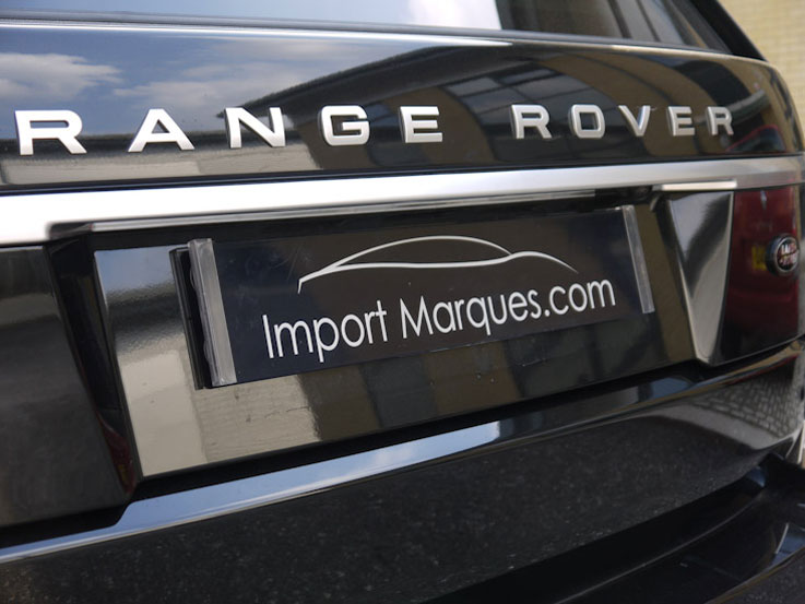 Range Rover Standard / Long Wheel Base Range Rover Autobiography 5.0 V8 Supercharged 7