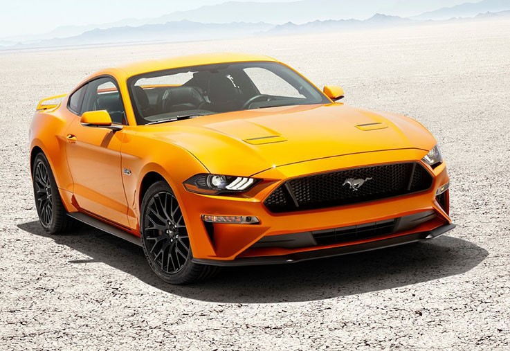 Ford Mustang 2.3 Ecoboost (2018)