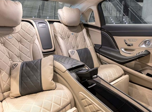 Mercedes Maybach S 560 4MATIC