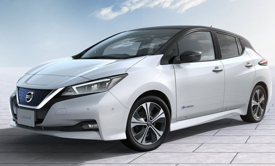 Electric Cars For Sale In The UK