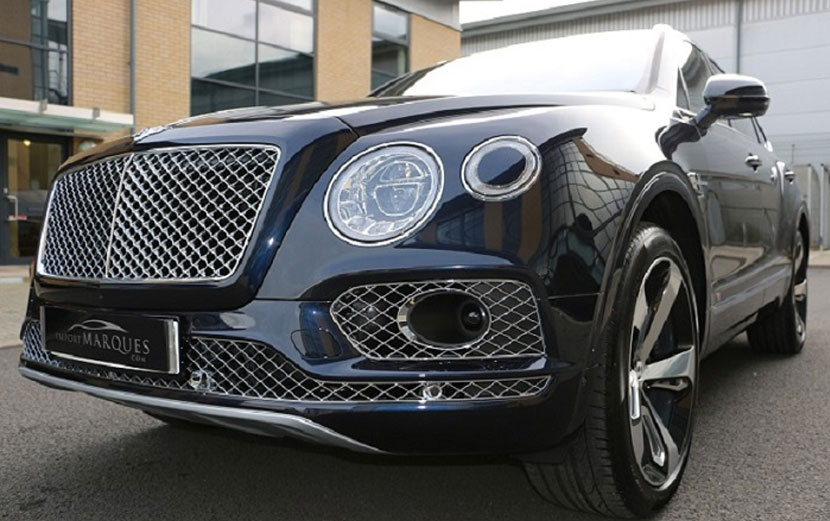 Bentley Bentayga Bentley Bentayga W12 1