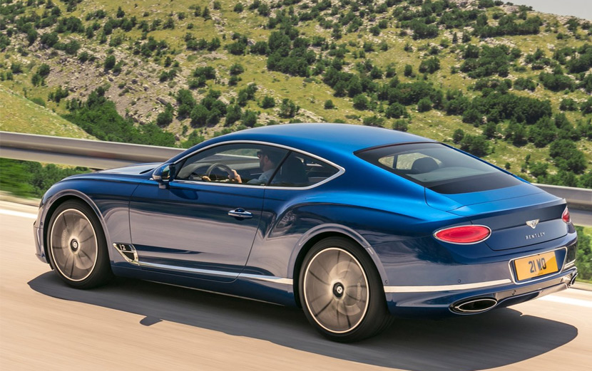 Bentley Continental BENTLEY Continental GT (2018) 2