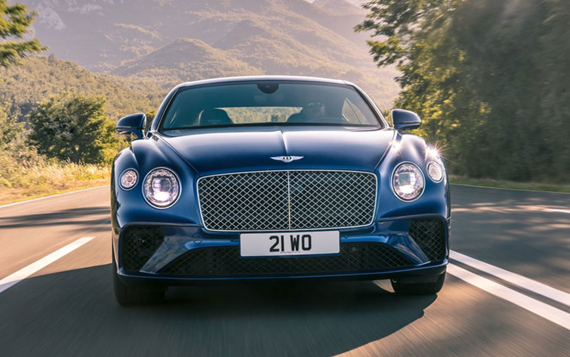 Bentley Continental BENTLEY Continental GT (2018) 1