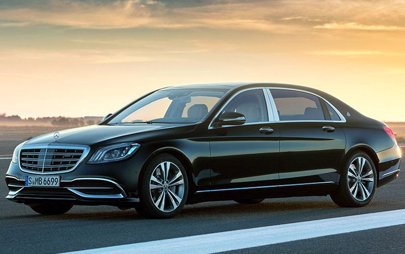 Mercedes Maybach S-Class Mercedes Maybach S 650 1