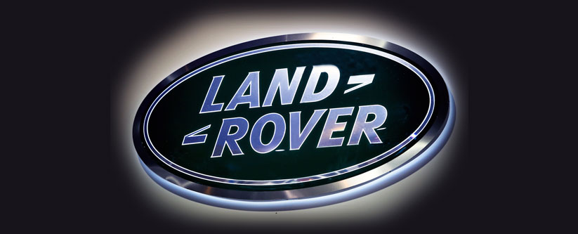 Land Rover Import Export Vehicle