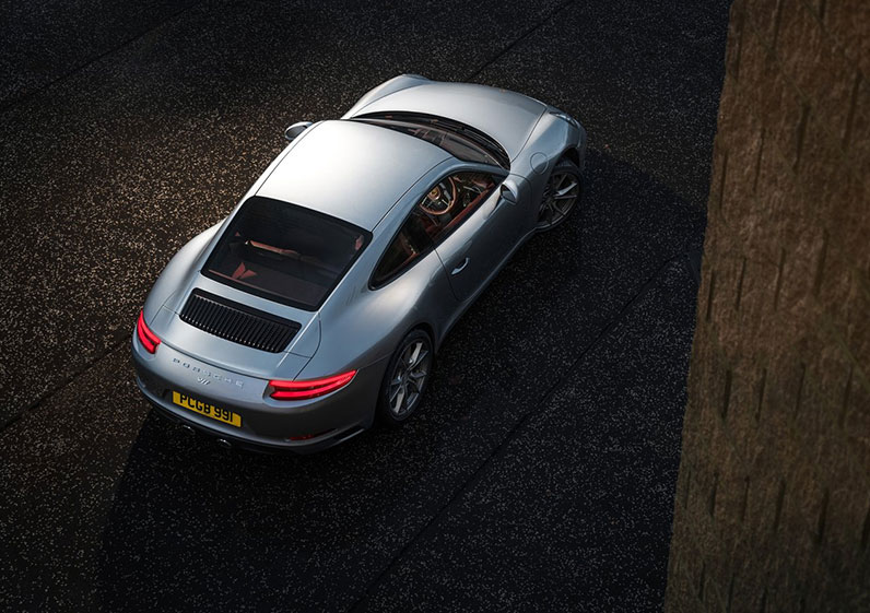 Porsche 911 Carrera Import Export Vehicle 11