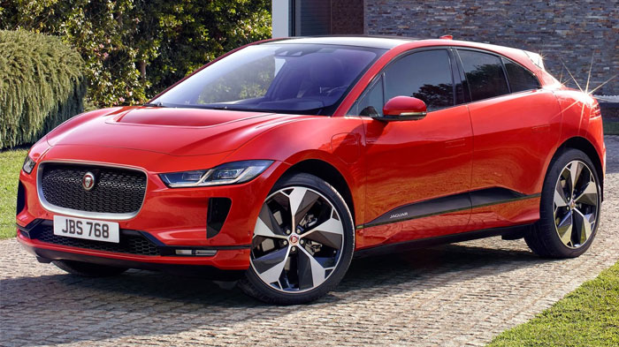 Jaguar I-Pace - Electric Vehicle