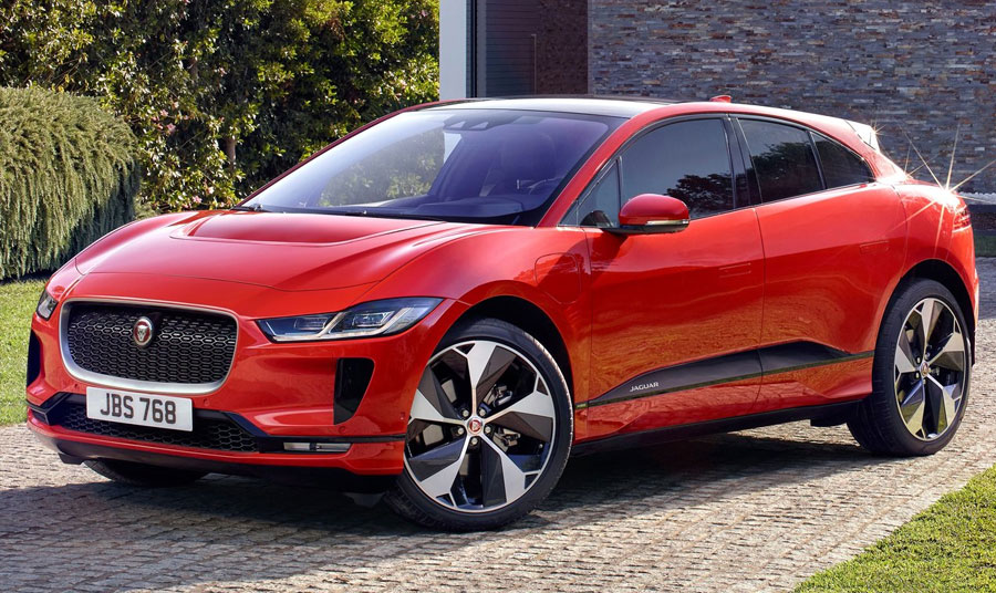 The Jaguar I-Pace is the most complete electric vehicle