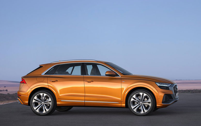 Secure The Latest Audi Q8 with Import Marques