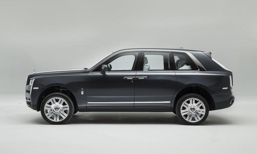 The Rolls-Royce Cullinan is now available to Rolls Royce import buyers