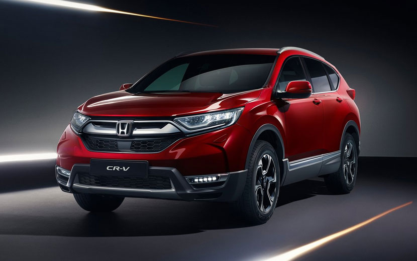Honda CR-V - New model for 2019