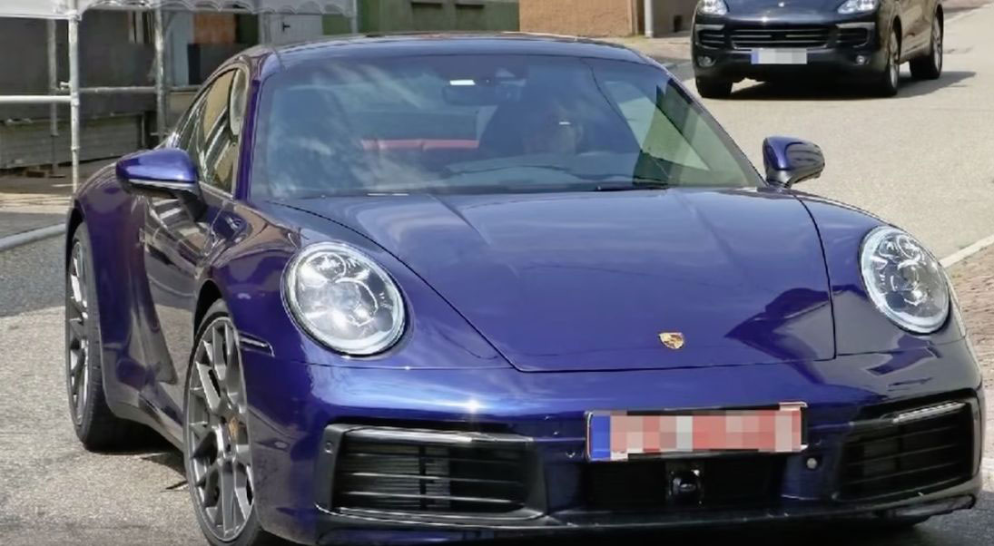 Porsche 911: The new 2019 model is coming