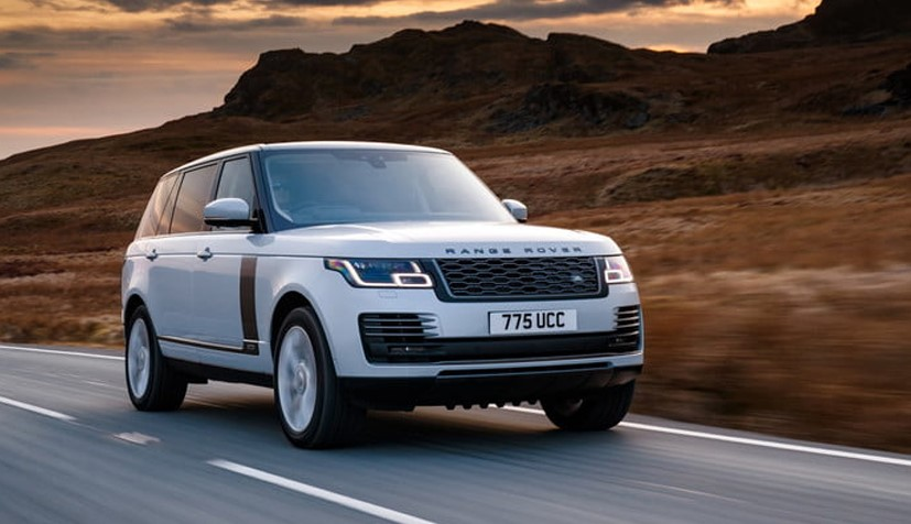 Range Rover P400e Plug-in Electric Vehicle (2018)