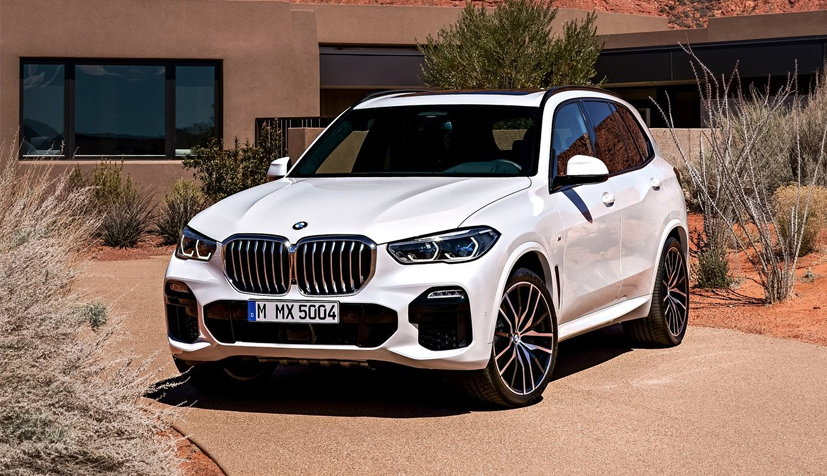 The New BMW X5; investing in one of the world's best models from the reputable German brand