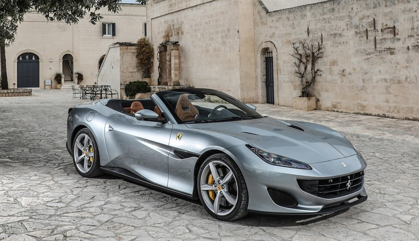 Discover The Twin-Turbo V8 Ferrari Portofino