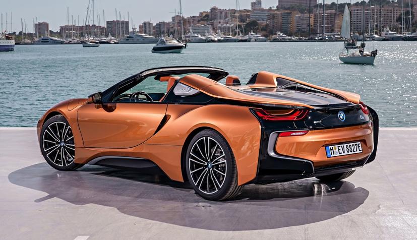 מותג חדש Import & Export BMW i8 Roadster Hybrid 2019 | Tax-Free Shipping NQ-98