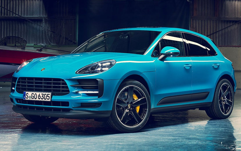 Five New Features To Enjoy From The 2019 Porsche Macan