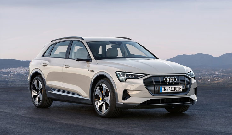 The E-Tron - The first fully electric Audi car | Import Marques