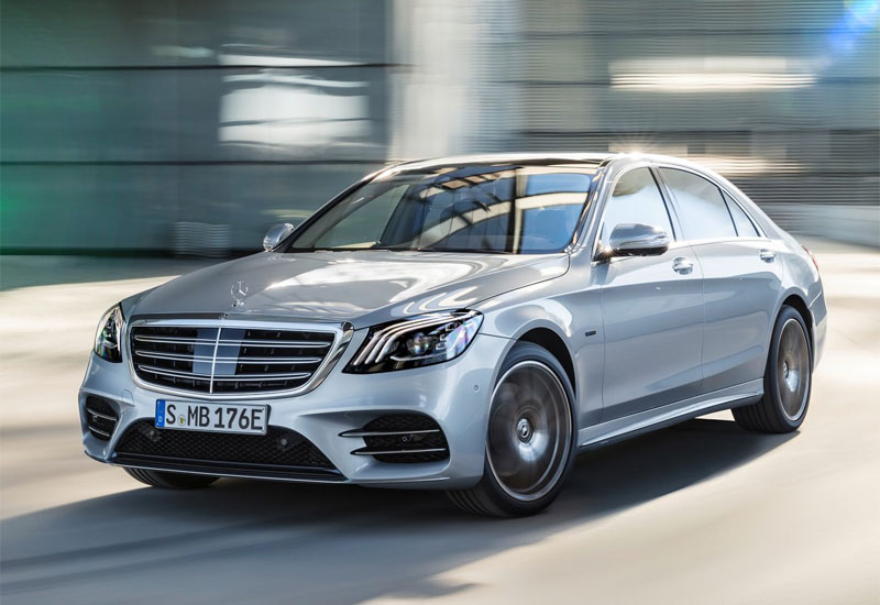 Three Reasons To Choose The Mercedes-Benz S Class S560e Hybrid 2018