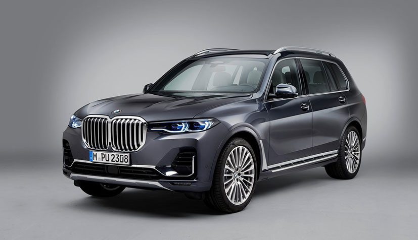 What To Expect From The New BMW X7
