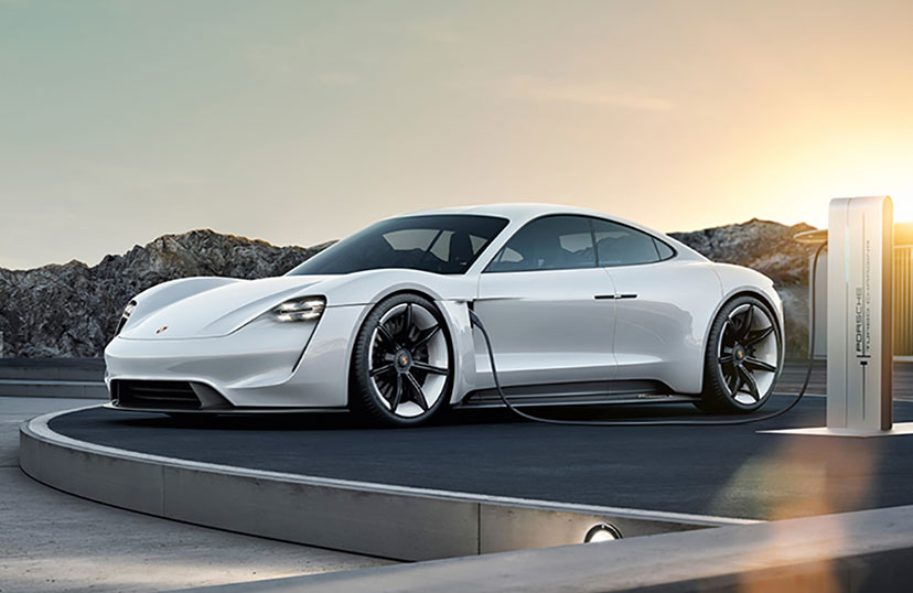 The New Porsche Taycan: The Future For Electric Cars
