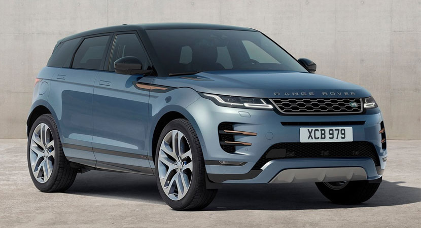 The New Range Rover Evoque (2020)