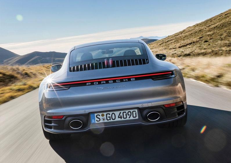 Take A Look At The Brand-New Porsche 911 4S | Import Porsche