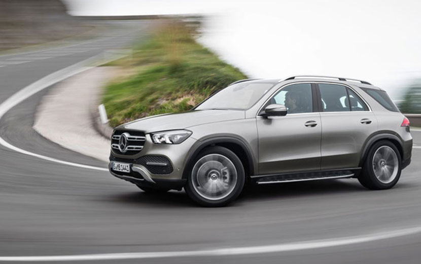 Mercedes-Benz GLE Mercedes-Benz GLE 3