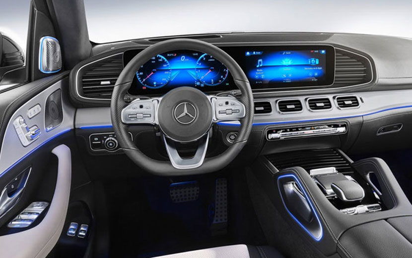 Mercedes-Benz GLE Mercedes-Benz GLE 7