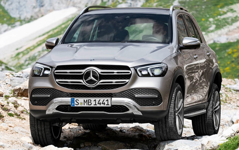 Mercedes-Benz GLE Mercedes-Benz GLE 9