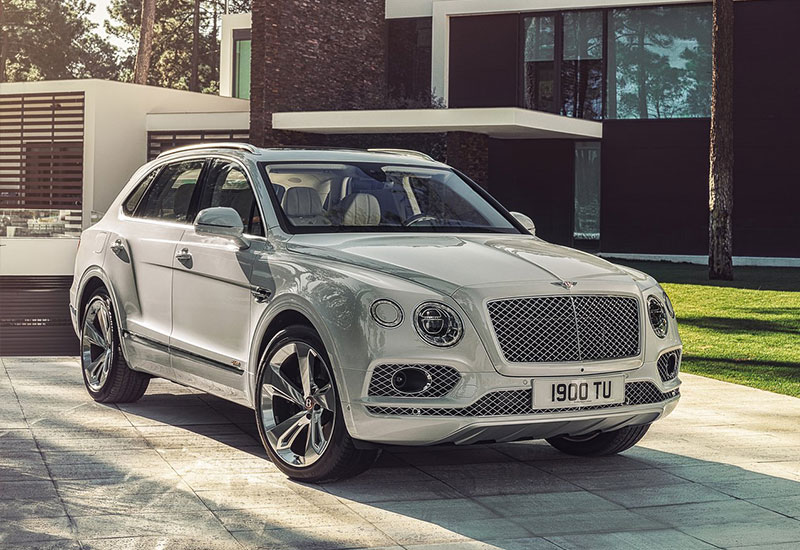 Bentley Bentayga Bentley Bentayga Hybrid 1