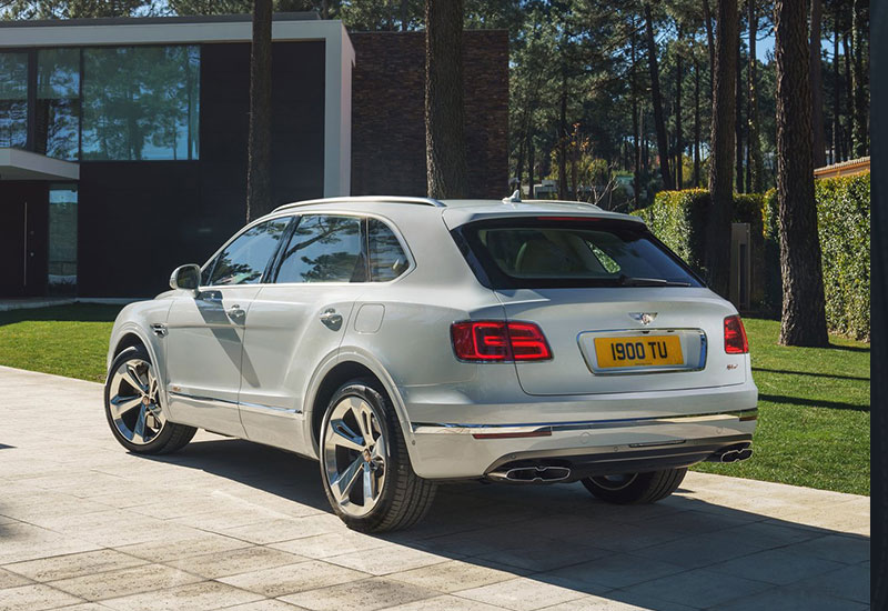 Bentley Bentayga Bentley Bentayga Hybrid 2