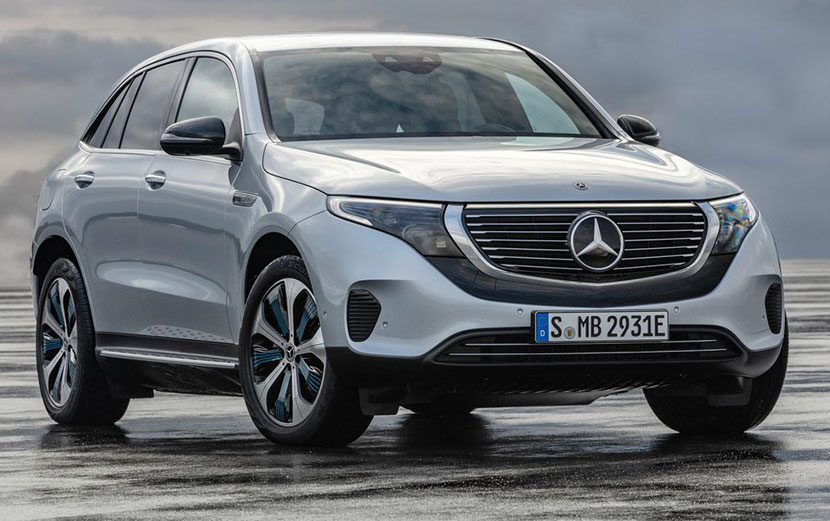 The Electric Car Expectations From Mercedes Benz's EQ Range