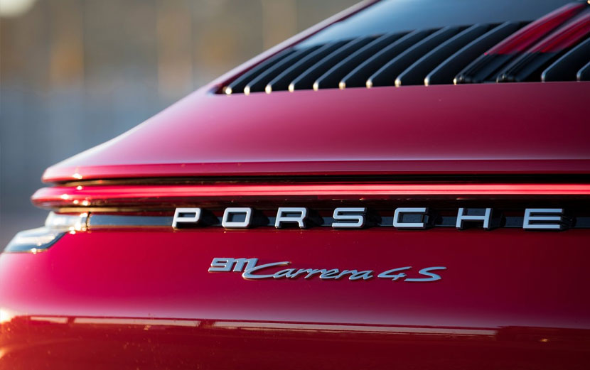 Take A Look At The Brand-New Porsche 911 4S