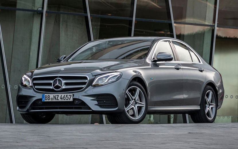 How The Mercedes-Benz E-Class E300e Hybrid Makes Driving Easy