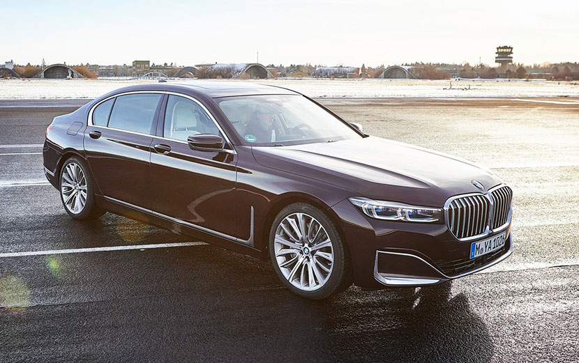 The BMW 745LE: Four Features We Can't Wait To Try Out