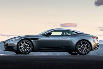 Car Import Aston Martin DB11